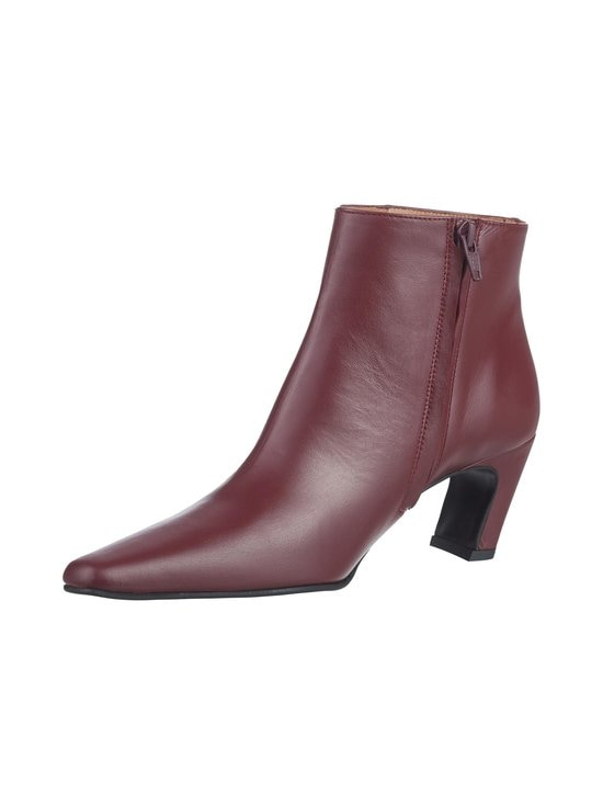 Flattered - Xenia-nahkanilkkurit - 012 WINE RED | Stockmann - photo 4