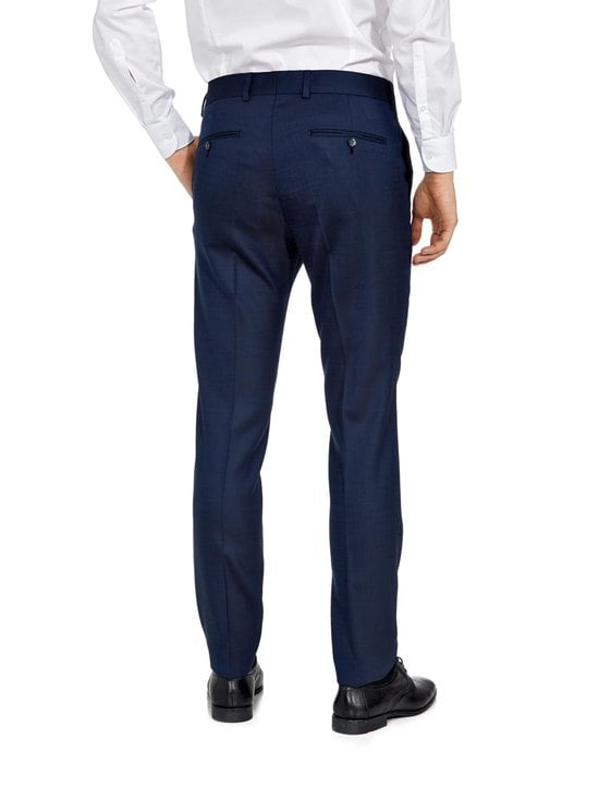 Tiger Of Sweden - Gordon Slim Fit -puvunhousut - COUNTRY BLUE (SININEN) | Stockmann - photo 2