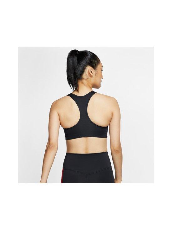 Nike - Swoosh Medium Support -urheiluliivit - BLACK/WHITE   Stockmann - photo 5