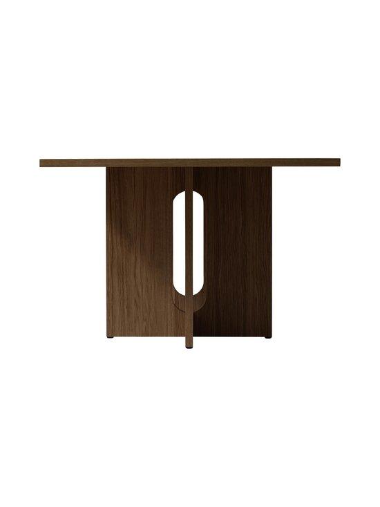 Menu - Androgyne-ruokapöytä 210 x 100 cm - DARK STAINED OAK   Stockmann - photo 4