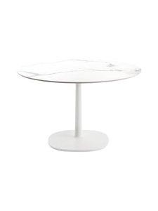 Kartell - Multiplo-pöytä 118 cm - WHITE | Stockmann