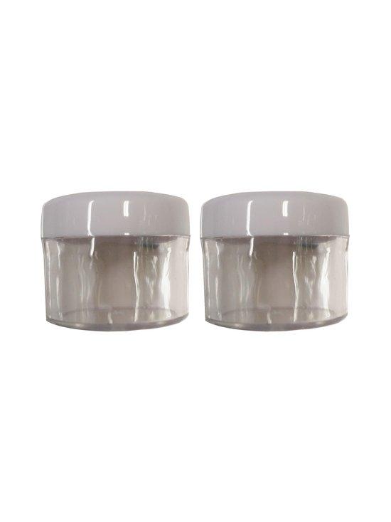 Punkki - Travel Size Cosmetics Jars -täyttöpurkki 20 ml, 2 kpl - NOCOL | Stockmann - photo 1