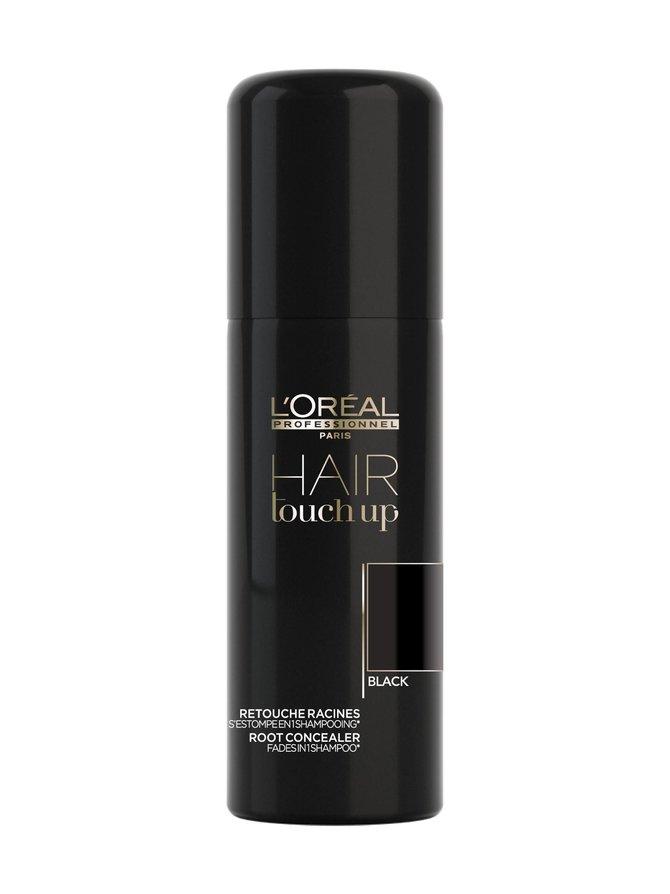 Hair Touch Up Black -sävysuihke 75 ml