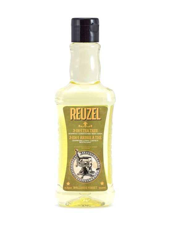 Reuzel - Tea Tree 3-in-1 Shampoo, Conditioner & Body Wash -shampoo 350 ml - NOCOL | Stockmann - photo 1
