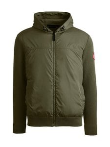 Canada Goose - WindBridge Hoody -takki - 49 MILITARY GREEN - VERT MILITAIRE | Stockmann