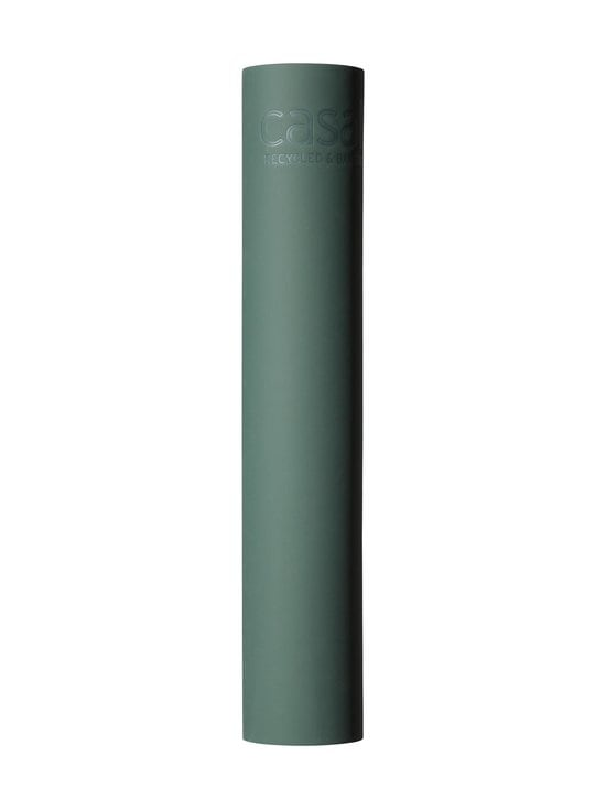 Casall - ECO Yoga Mat Grip&Bamboo -joogamatto 4 mm - 435 GREEN/NATURAL | Stockmann - photo 2