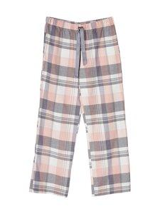 NOOM loungewear - Vera-pyjamahousut - ROSE CHECK COMBO | Stockmann