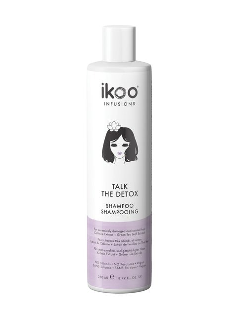 Talk the Detox -shampoo 250 ml
