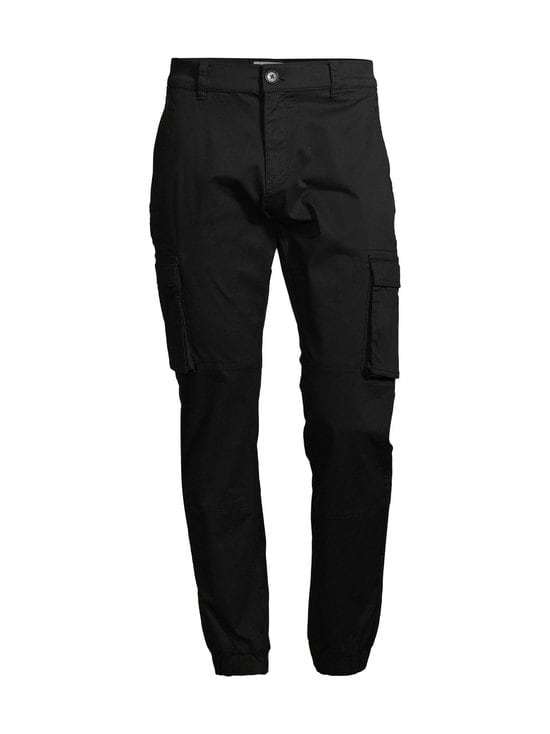 Only & Sons - OnsCam Stage Cargo Cuff -housut - BLACK | Stockmann - photo 1