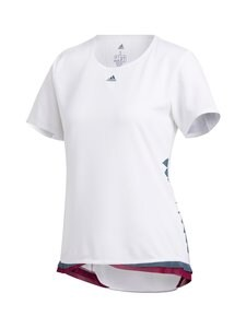 adidas Performance - Heat.Rdy Prime Training Tee -paita - WHITE | Stockmann
