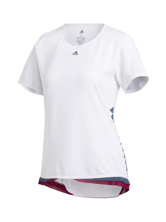 adidas Performance - Heat.Rdy Prime Training Tee -paita - WHITE | Stockmann - photo 1