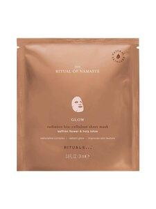 Rituals - The Ritual of Namasté Glow Radiance Sheet Mask -kangasnaamio | Stockmann