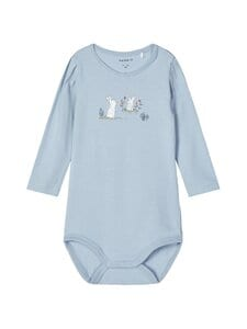 Name It - NbfThorid-body - DUSTY BLUE | Stockmann
