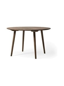 &tradition - In Between SK4 -pöytä Ø 120 cm - SMOKED OILED OAK   Stockmann