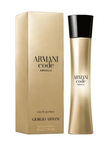 Armani - Armani Code Absolu Femme EdP -tuoksu 50 ml. - null | Stockmann