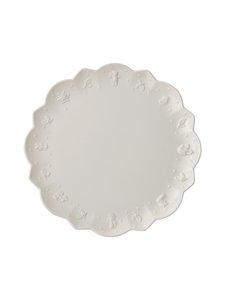 Villeroy & Boch - Toy's Delight Royal Classic Flat Plate -lautanen ø 29 cm - VALKOINEN | Stockmann