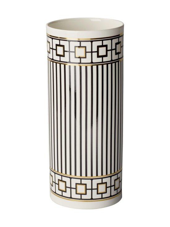 Villeroy & Boch - Metrohic Gifts Vase Tall -maljakko - BLACK MIX | Stockmann - photo 1