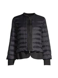 Emporio Armani - Short Padded Jacket -takki - NERO 0999 | Stockmann