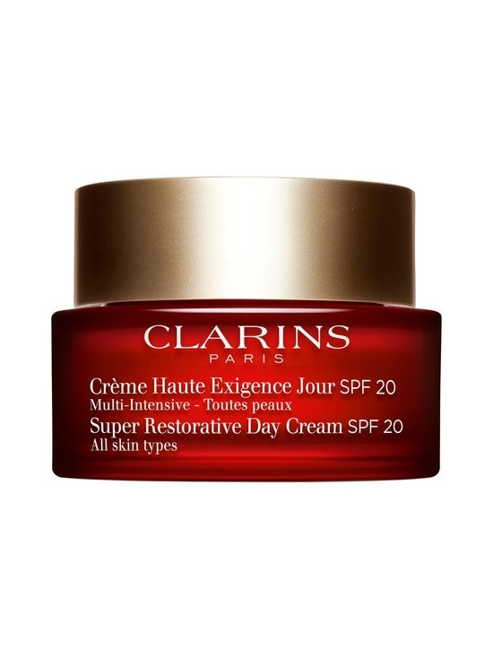 Clarins - Super Restorative Day Cream For All Skin Types SPF 20 -päivävoide 50 ml | Stockmann - photo 1