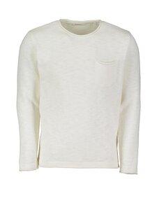 Knowledge Cotton Apparel - Forrest-neule - 1007 STAR WHITE | Stockmann