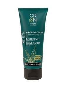 GRN - Gentlemen's Organic Shaving Cream Hemp & Hop -parranajovoide 75 ml - null | Stockmann