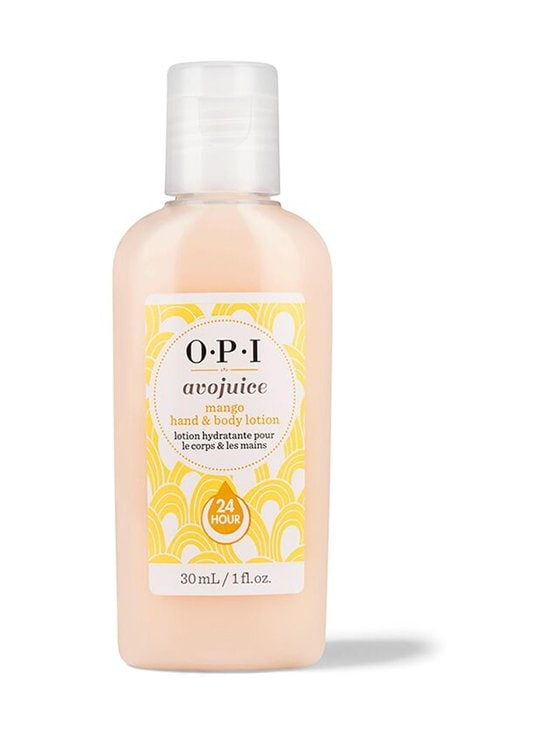 O.P.I. - Avojuice Mango Hand & Body Lotion -voide 30 ml - null | Stockmann - photo 1