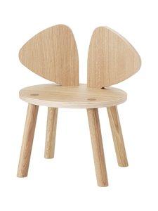 Nofred - Mouse-tuoli 42,5 x 46 x 28 cm - OAK, MATT LACQUERED | Stockmann