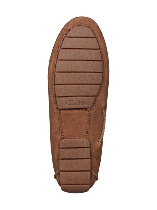Clarks - Boat loafer -mokkanahkaloaferit - TAN | Stockmann - photo 3