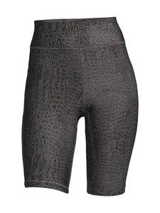Casall - Croco Biker Tights -pyöräilyshortsit - 994 GREY CROCO | Stockmann