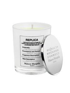 Maison Margiela - Replica At The Barber's -tuoksukynttilä 165 g - null | Stockmann