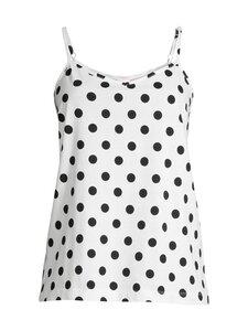 NOOM loungewear - Jersey -paita - WHITE/BLACK DOT | Stockmann