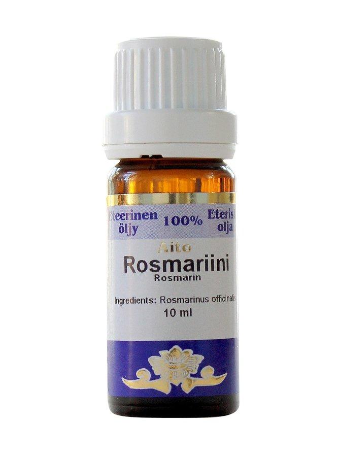 Rosmariiniöljy 10 ml