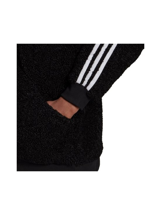 adidas Originals - Full Zip Hoodie -huppari - BLACK BLACK | Stockmann - photo 7