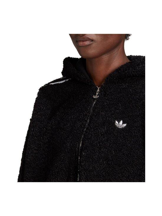 adidas Originals - Full Zip Hoodie -huppari - BLACK BLACK | Stockmann - photo 9