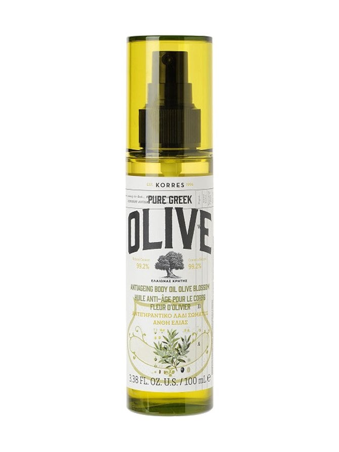 Olive Blossom Body Oil -kuivaöljy 100 ml