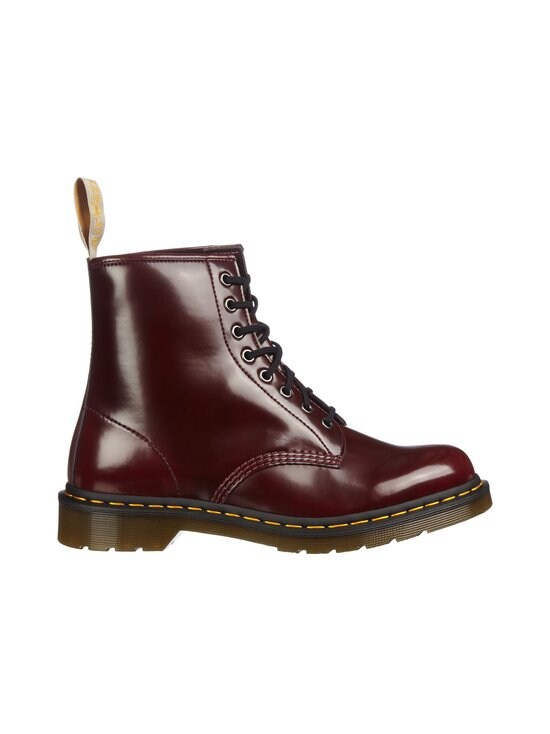 Dr. Martens - Vegan 1460 -saappaat - CHERRY (VIININPUNAINEN) | Stockmann - photo 2