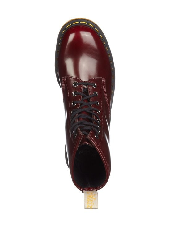 Dr. Martens - Vegan 1460 -saappaat - CHERRY (VIININPUNAINEN) | Stockmann - photo 4