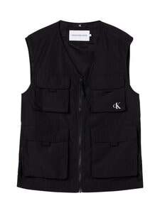 Calvin Klein Jeans - Utility Vest -liivi - BEH CK BLACK | Stockmann