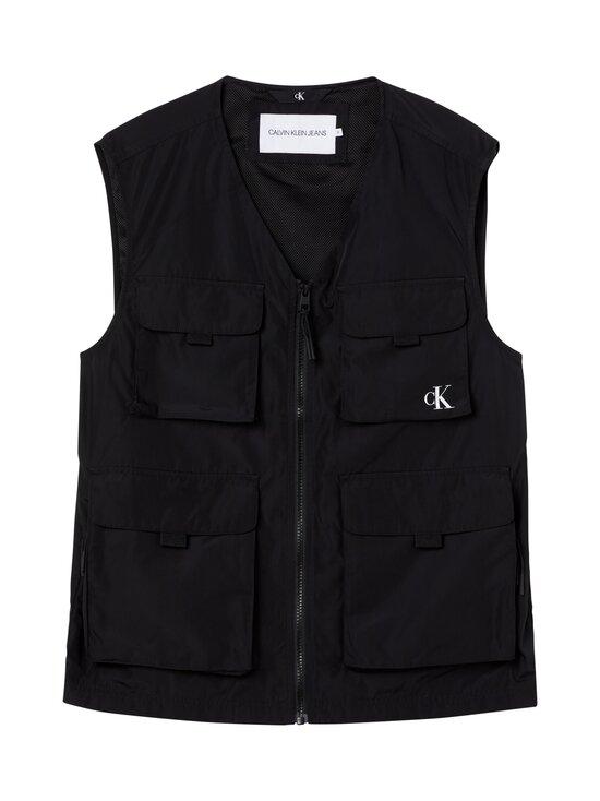 Calvin Klein Jeans - Utility Vest -liivi - BEH CK BLACK   Stockmann - photo 1