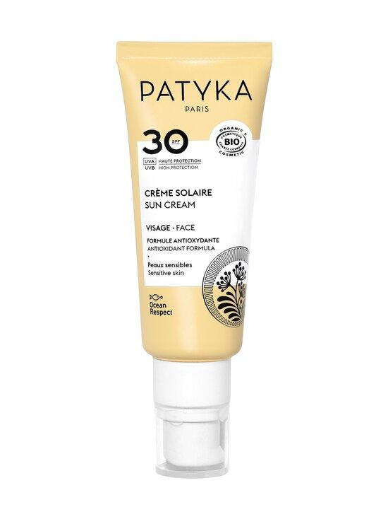 Patyka - Face Sun Cream SPF 30 -aurinkosuojavoide kasvoille 40 ml - VAR_1 | Stockmann - photo 1