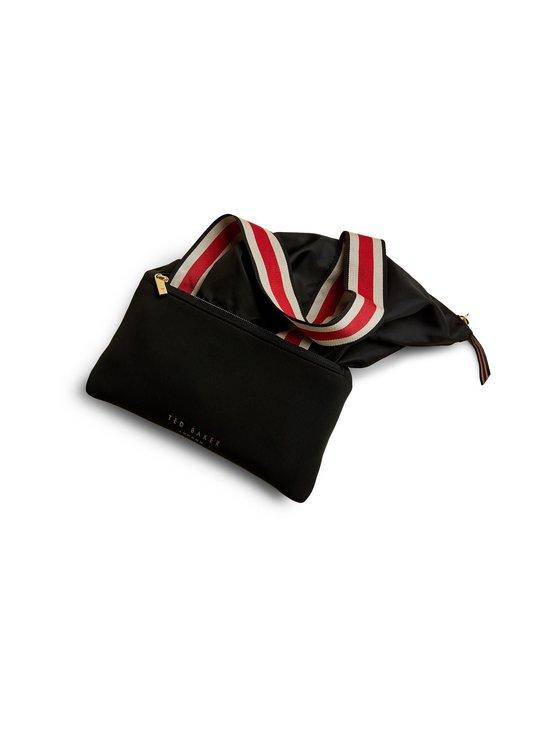 Ted Baker London - Sedonah Foldaway Shopper -laukku - 00 BLACK | Stockmann - photo 1
