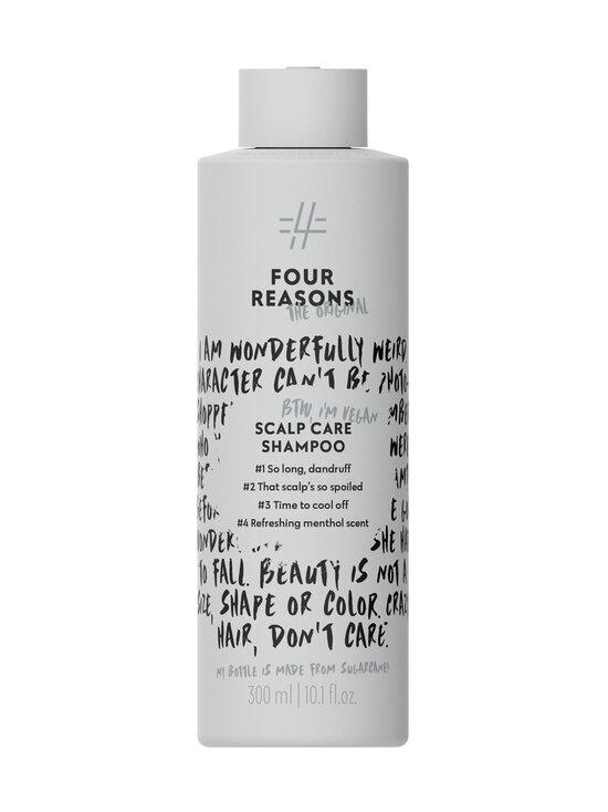 Four Reasons - Scalp Care Shampoo -shampoo 300 ml - NOCOL   Stockmann - photo 1