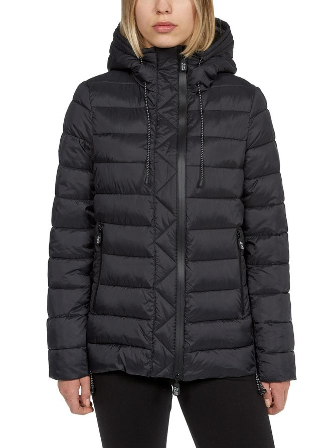 Eclipse Hooded Fuji Jacket -toppatakki