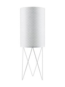 Gubi - PD2 Floor Lamp -lattiavalaisin - WHITE SEMI MATT | Stockmann