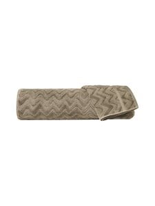 Missoni Home - Rex-pyyhe - 72 BROWN BEIGE | Stockmann