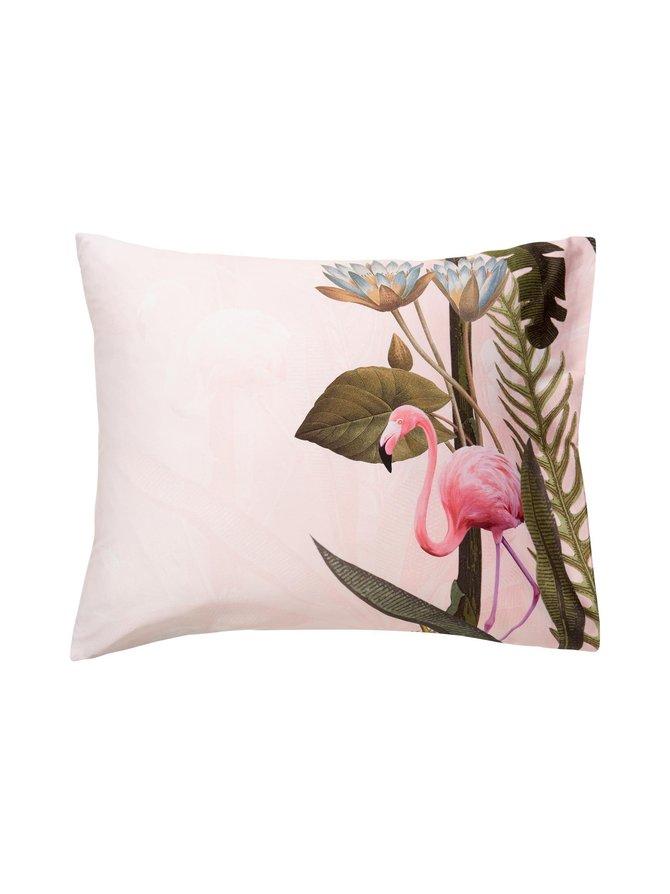 Pink Pistachio -tyynyliina 50 x 60 cm