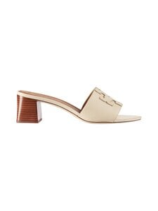 Tory Burch - Ines Slide Pump -kengät - 101 CREAM / GOLD | Stockmann