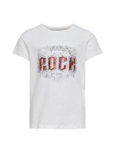 KIDS ONLY - KonLina Life Regular -paita - BRIGHT WHITE PRINT:ROCK | Stockmann