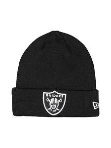 New Era - NFL Essential Cuff Knit Las Vegas Raiders -pipo - BLK2 | Stockmann