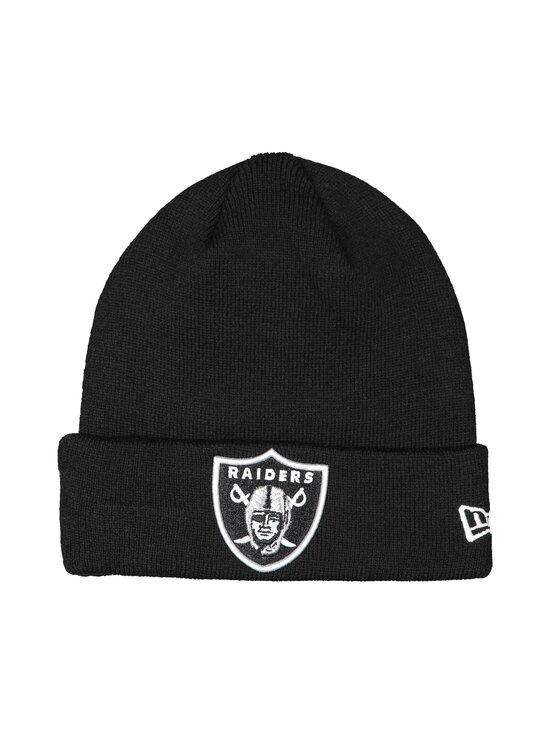 New Era - NFL Essential Cuff Knit Las Vegas Raiders -pipo - BLK2 | Stockmann - photo 1